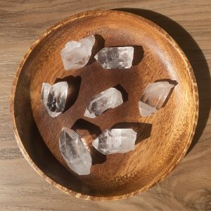 Quartz Points Crystals