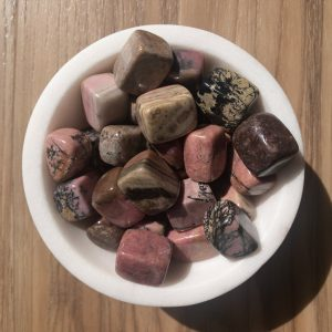 Rhodonite Crystals
